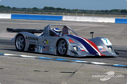 #7 Rand Racing Lola B2K/40 Nissan: Mike Fitzgerald, James Gue, Bill Rand