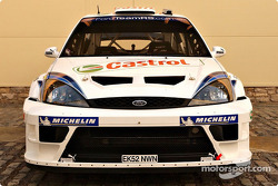 Presentation of the Ford Focus RS World Rally Car 04