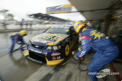 Pitstop for Paul Radisich