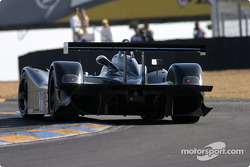# 22 Zytek Engineering Zytek: Andy Wallace, David Brabham