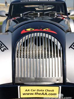 #80 Morgan Works Race Team Morgan Aero 8