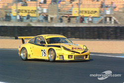 #78 PK Sport Porsche 911 GT3 RS: Jim Matthews, David Warnock, Paul Daniels