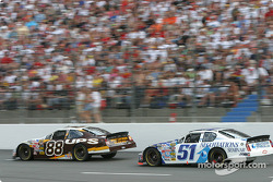 Dale Jarrett and Kevin Lepage
