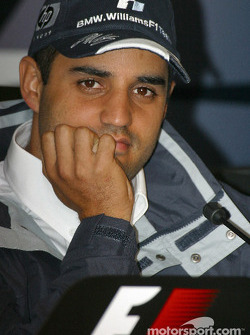 Press conference: Juan Pablo Montoya