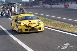 #78 PK Sport Porsche 911 GT3 RS: David Warnock, Jim Matthews, Paul Daniels