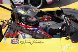 Brian Johnson ready to race