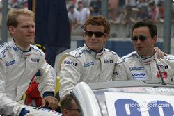 Drivers presentation: Sascha Maassen, Jorg Bergmeister, Patrick Long