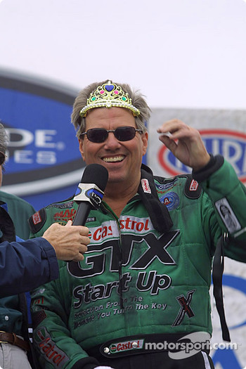 John Force is a princess