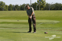 Brickyard 400 driver golf outing