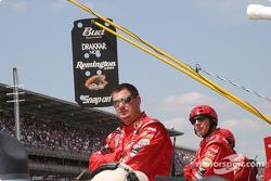Dale Earnhardt Jr. crew