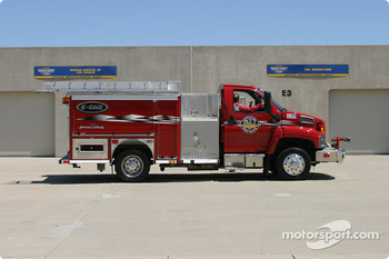 Indianapolis Motor Speedway emergency vehicle