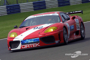 #92 Cirtek Motorsport: Frank Mountain, Rob Wilson, Rory Passey