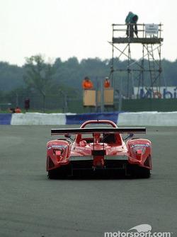 #14 Nasamax: Werner Lupberger, Robbie Stirling, Romain Dumas