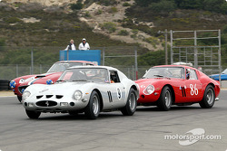 Three 1962 Ferrari 250 GTOs