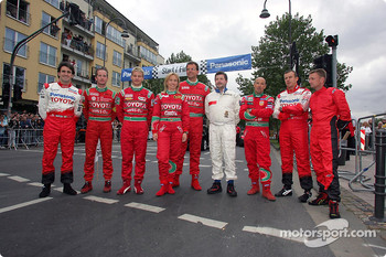 Drivers of the City Grand Prix Cologne