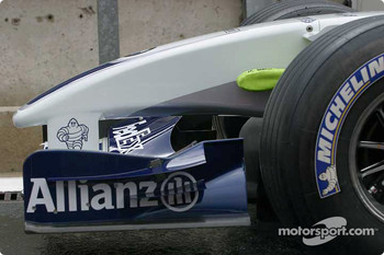 Nose of the Williams
