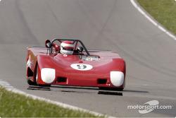 1972 Lola T290 of Bobby Rahal