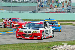 #22 Prototype Technology Group BMW M3: Joey Hand, Boris Said