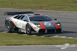 #6 Krohn-Barbour Racing Lamborghini Murcielago R-GT: Tracy Krohn, Scott Maxwell, Joe Fox