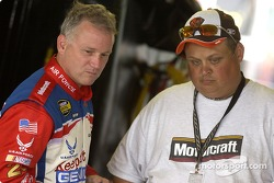 Ricky Rudd and Michael McSwain