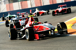 Rio Haryanto leads James Jakes