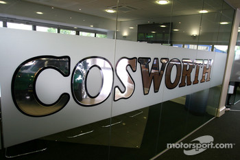 Visit of the Cosworth factory in Northhampton