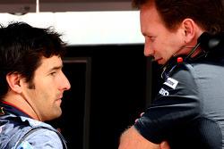 Mark Webber, Red Bull Racing, Christian Horner, Red Bull Racing, Sporting Director