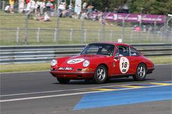 #18 Porsche 911 1965: Didier Denat