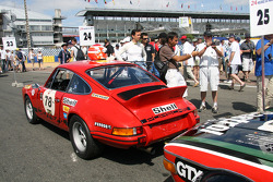 #78 Porsche 911 RS 2,7l 1973: Thierry Micheron