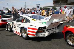 #20 Porsche 935 1978: Stephen Mauss, Edgar Salewsky