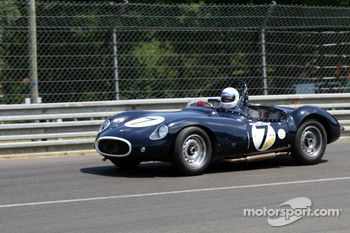#7 Cooper T38 1955: Andrew Turvey, Mark Griffiths