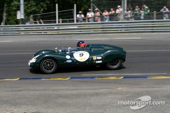 #9 Cooper T39 1956: John Clark, Chris Clark, David Smithies