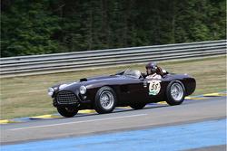 #58 AC Ace Bristol 1961: Bertrand Leseur, Jean-Jacques Bally