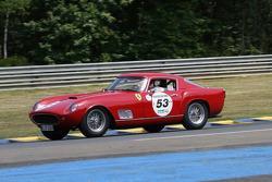 #53 ferrari 250 GT Tdf 1958: Matthias Ficht