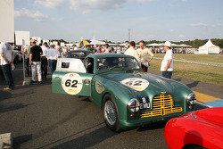 #62 Aston Martin DB2 1953: Andrew Sharp