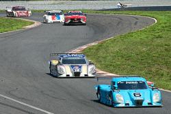 #6 Michael Shank Racing Ford Dallara: Brian Frisselle, Michael Valiante, #10 SunTrust Racing Ford Dallara: Max Angelelli, Ricky Taylor