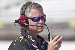 Bob Osbourne, crew chief for Carl Edwards, Roush Fenway Racing Ford