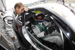 Michael Krumm and Peter Dumbreck