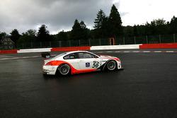 #56 Sport Garage Porsche BMW Alpina B6 GT3: André-Alain Corbel, Thomas Duchene, Christian Beroujon, Bernard Salam