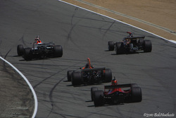 F1 Group Practice action