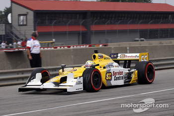 Jay Howard, Sarah Fisher Racing