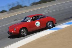 Camilo Steuer, 1959 Alfa Romeo SZ