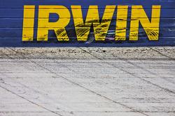 Bristol Motor Speedway signage