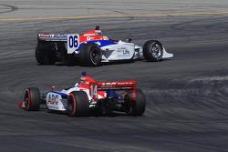 Hideki Mutoh, Newman/Haas/Lanigan Racing, Vitor Meira, A.J. Foyt Enterprises