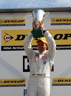 Race Winner Tom Chilton