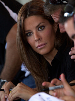 NASCAR Canadian Tire Series driver Maryeve Dufault
