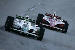 Tony Kanaan, Andretti Autosport, Scott Dixon, Target Chip Ganassi Racing