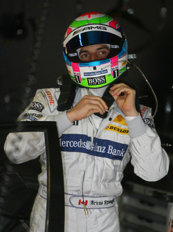 Bruno Spengler, Team HWA AMG Mercedes