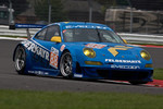 #88 Team Felbermayr Proton Porsche 997 GT3 RSR: Martin Ragginger, Christian Ried, Romain Dumas