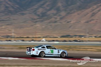 #19 Long Road Racing Ford Mustang GT: Brad Adams, Steve Phillips